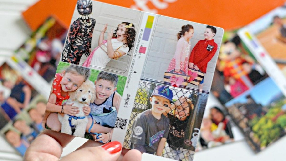 Shutterfly magnet sheets