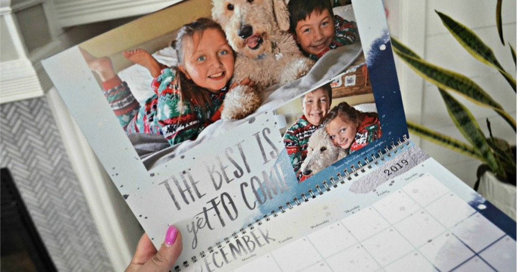 Free Shutterfly Personalized Calendar Just Pay Shipping Hip2save