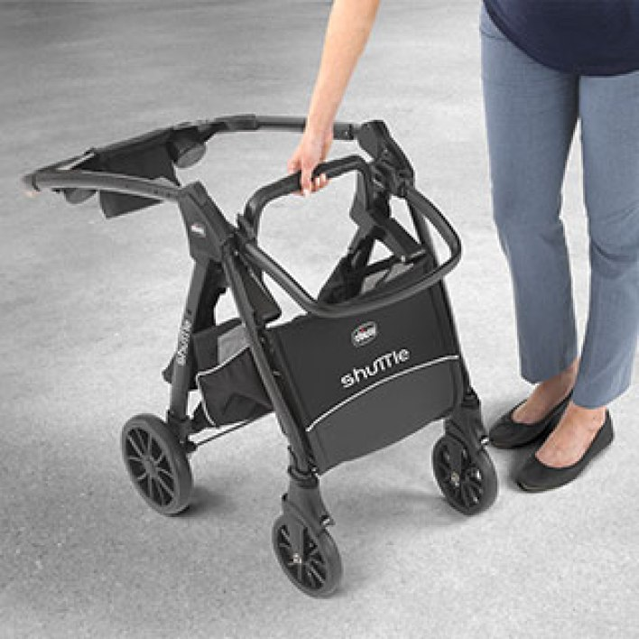 The Shuttle Frame Stroller Is An Ultra Lightweight Car Seat Carrier Designed To Simplify Those First Few Months With Baby It Accepts All Fit2 Infant