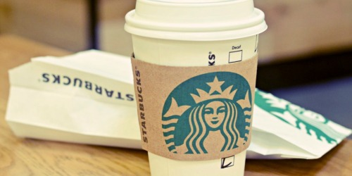 Buy One & Get One Free Starbucks Espresso Beverages (3PM – Close, Today Only)