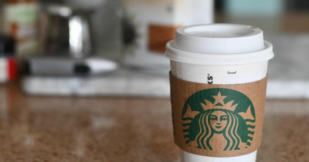 DIY Starbucks Inspired Chai Tea Latte