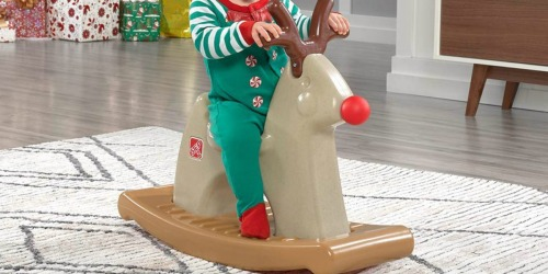 Step2 Rudolph the Rocking Reindeer as Low as Only $29.45 Shipped + More