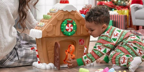 Step2 My First Gingerbread House Just $19.95 (Regularly $35)