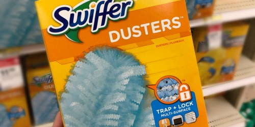 Amazon: Swiffer Dusters 18-Count Only $8.37 Shipped & More