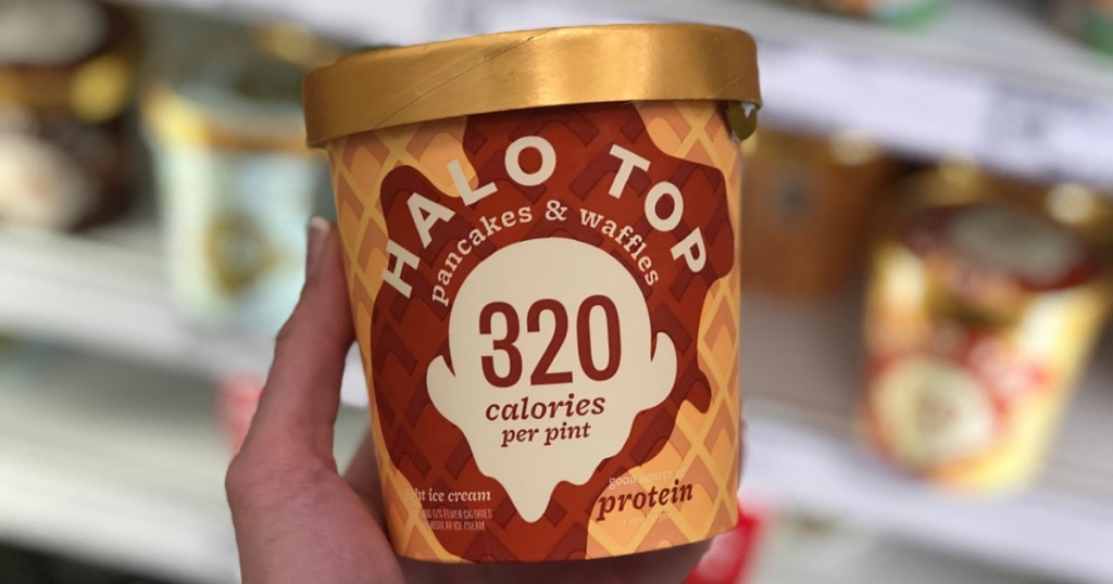 halo top ice cream at target