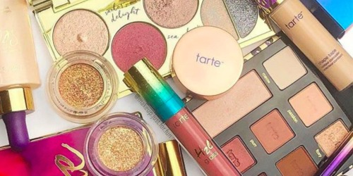 Tarte Cosmetics Surprise Birthday Set Only $35 (Over $87 Value) – Includes 5 Full-Size Products