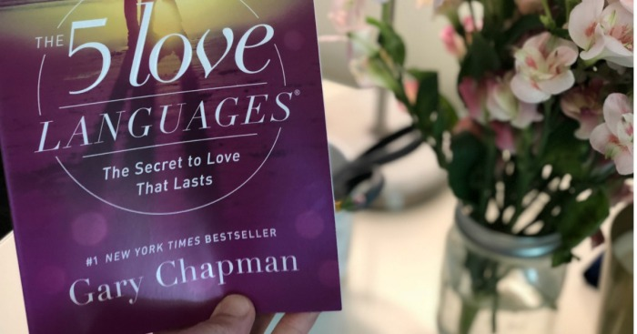 The 5 Love Languages Book Only $7 on Amazon (Regularly $16) – Readers Love This Book