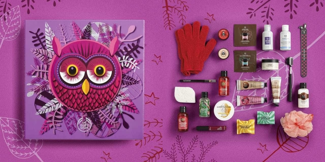 best 2018 advent calendars for kids and adults – The Body Shop Advent Calendar
