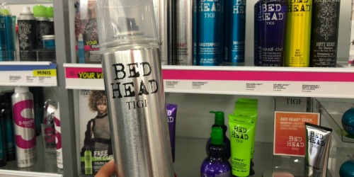 65% Off Bed Head Products at Ulta Beauty & More