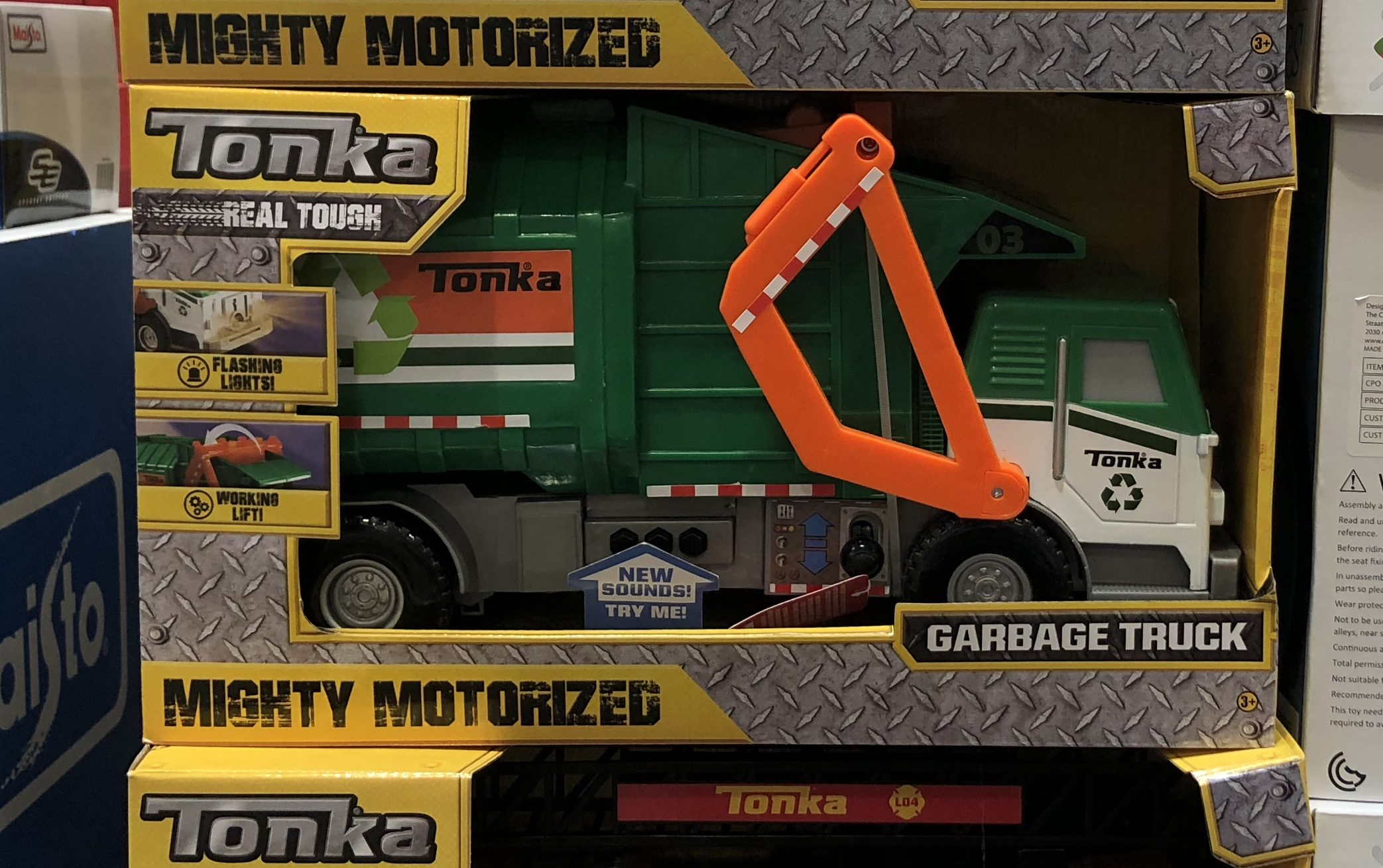 The best holiday toy deals for 2018 include Tonka trucks at Costco