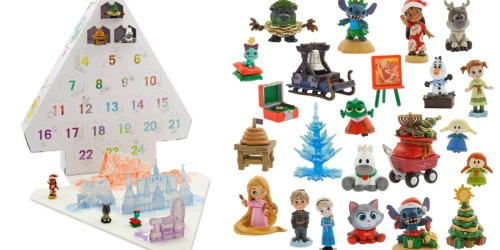 Disney Animator's Collection Advent Calendar Only $29.96 (Regularly $50) + More – Ends at 5PM PT