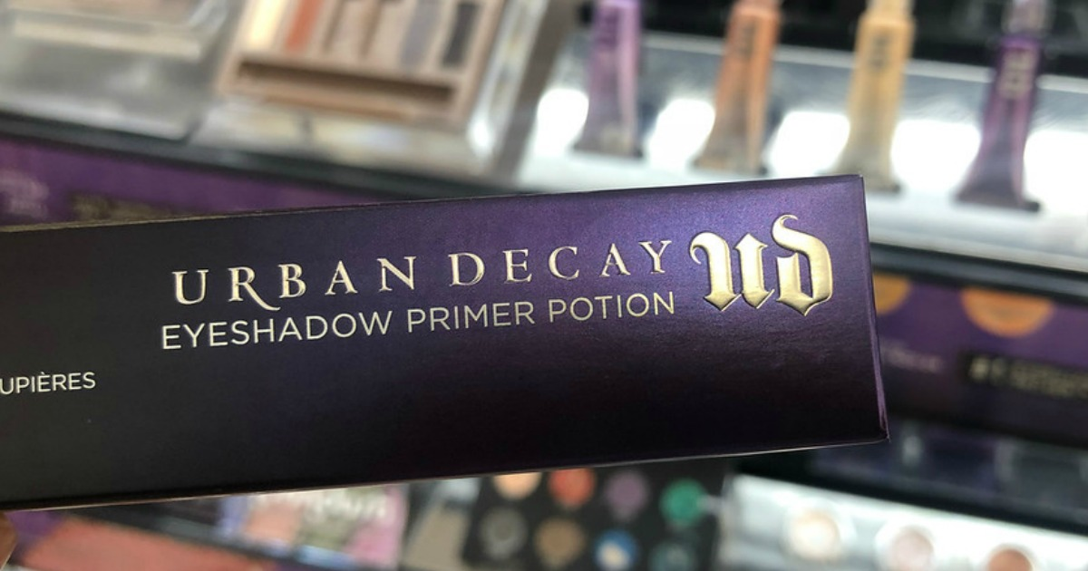 Does urban decay do promo codes