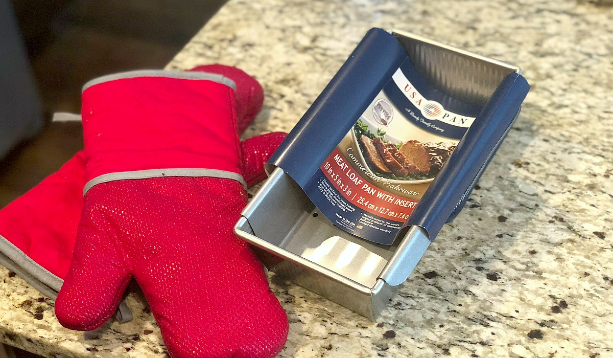 gift guide for chefs and cooks — usa pans for meatloaf