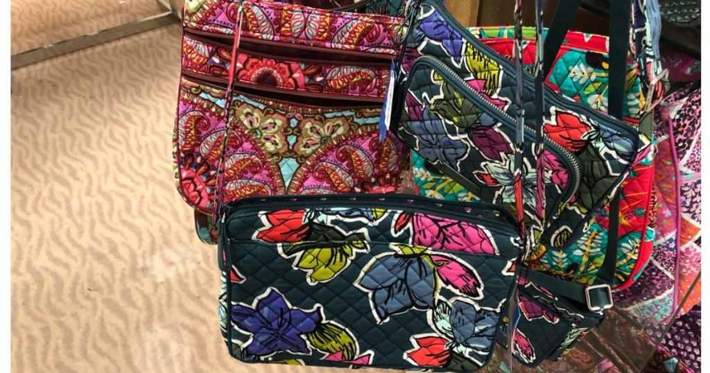 448a643fe Through November 27th, Vera Bradley is offering an additional 30% off  select sale styles – discount automatically applied at checkout!