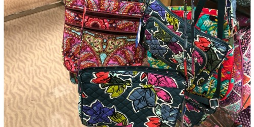 Up to 70% Off Vera Bradley Bags, Totes, & More + Free Shipping