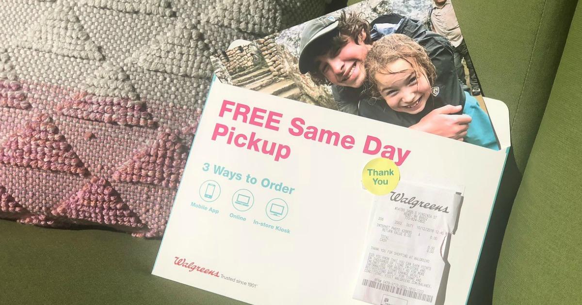 Free 8×10 Photo Print at Walgreens + Free In-Store Pickup