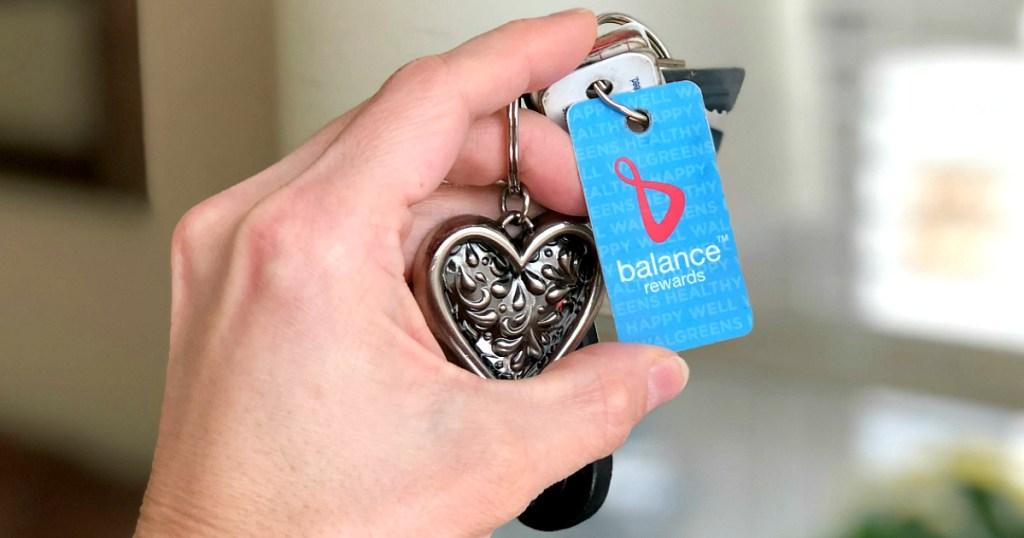 Walgreens Balance Rewards