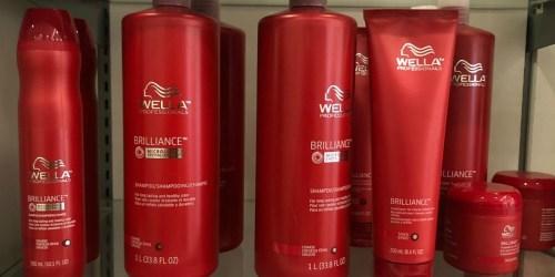 50% Off Wella Shampoo & Conditioner, L'ANZA Color Care & More at Ulta Beauty