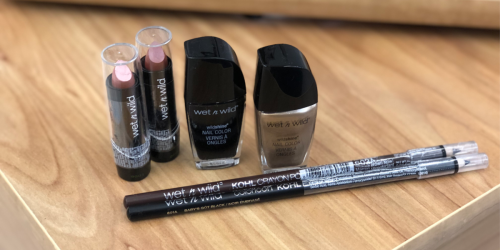 Wet n Wild Cosmetics Only 12¢ Each at Rite Aid (Just Use Your Phone)