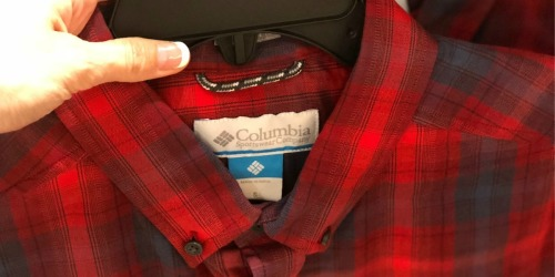 Up to 60% Off Columbia Apparel for Entire Family + Free Shipping