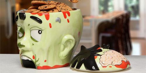 50% Off ThinkGeek Zombie Baking Cups, Cookie Jar & More