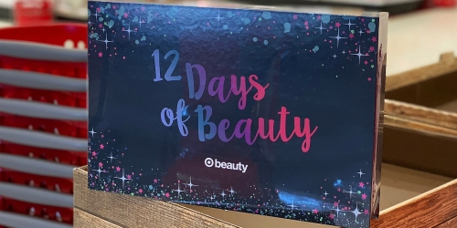 Target 12 Days of Beauty 2018 Holiday Advent Calendar Only $19.99 Shipped & More