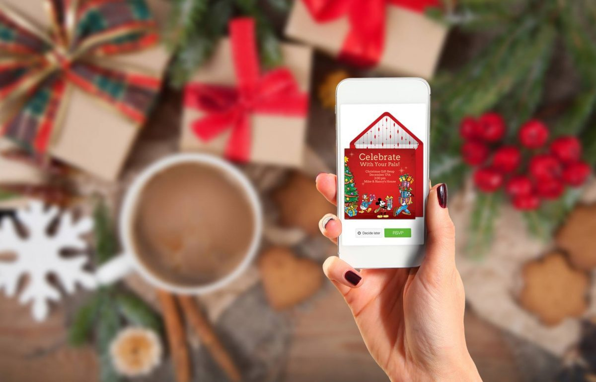 Punchbowl iphone christmas app