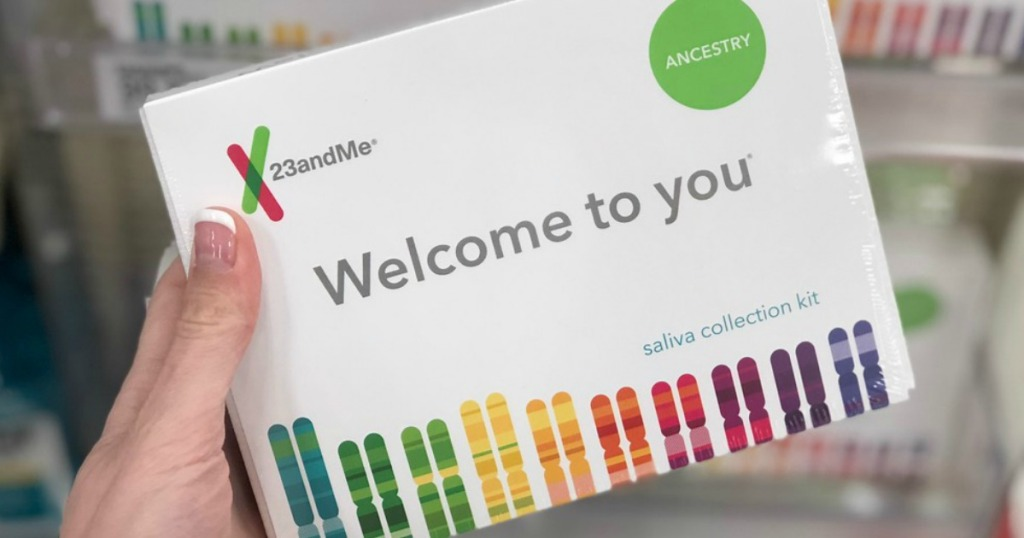 23 and Me Ancestry Kit