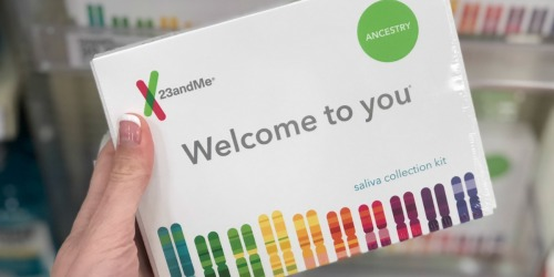Target REDCard Holders: 23andMe DNA Test Kit w/ Lab Fee $46.55 Shipped After Target Gift Card