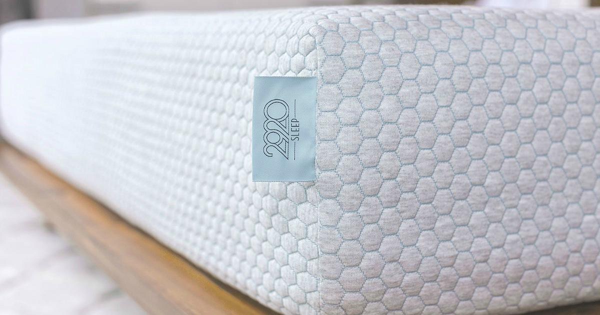 enter win 2920 mattress – mattress closeup