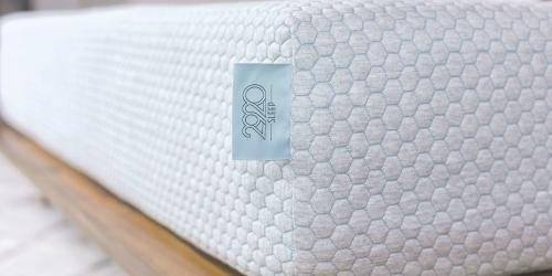 Enter to Win ANY Size Luxury Mattress from 2920 Sleep (Up to $1,295 Retail Value)