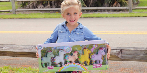 My Little Pony Retro 35th Anniversary Gift Set Just $49.99 Shipped + More