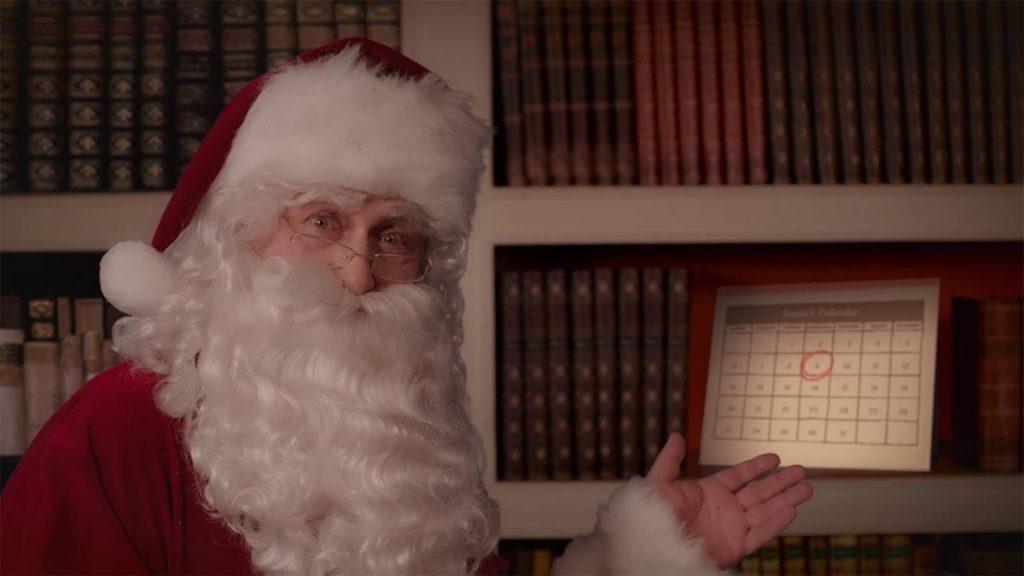 A Call from Santa! Christmas app