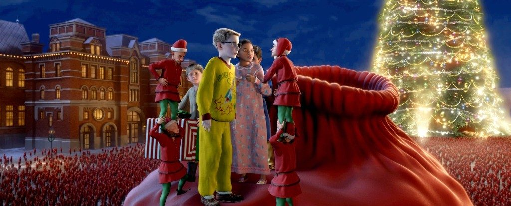 the polar express christmas movie