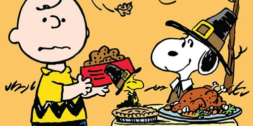 A Charlie Brown Thanksgiving Digital HD Only $2.99 to OWN on Amazon