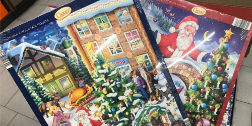 Chocolate Advent Calendars as Low as $1.29 at ALDI