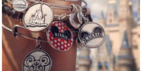 Up to 60% Off Alex and Ani Disney Jewelry + More (Until 3PM PT)