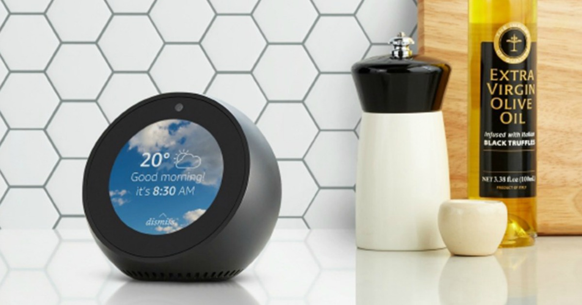 amazon echo spot gutschein