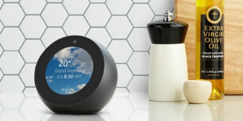 Two Amazon Echo Spots Only $159.99 Shipped + Earn $30 Kohl's Cash (Regularly $130 Each)