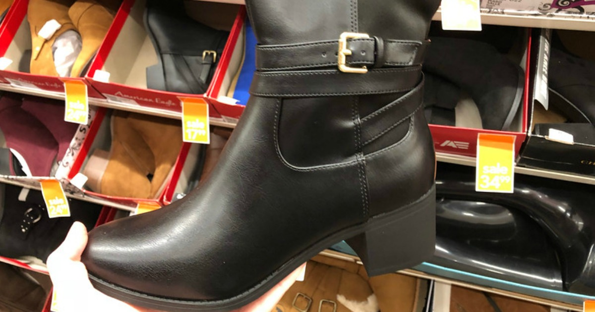 Boots at Payless ShoeSource