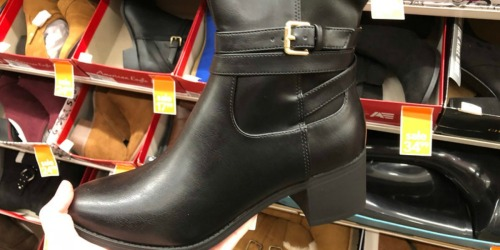 Up to 60% Off Women's Boots at Payless ShoeSource