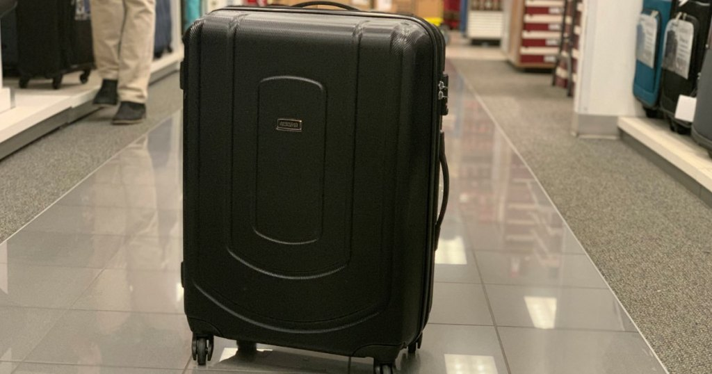 29c4c64b5f3a American Tourister Spinner Luggage Only  40.99 Shipped After Rebate + Get   15 Kohl s Cash