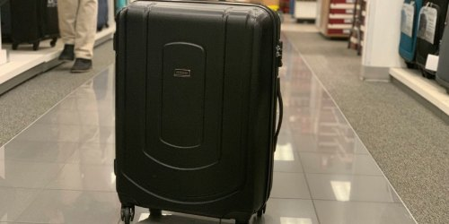American Tourister Spinner Luggage Only $40.99 Shipped After Rebate + Get $15 Kohl's Cash
