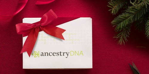 AncestryDNA Genetic Testing Kit Only $58.95 Shipped (Regularly $100)