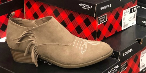 $10 Off $25 JCPenney Purchase Coupon = Arizona Women's Boots Only $19.99 (Regularly $60)