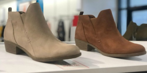 Women's Arizona Boots Only $14.99 Each at JCPenney (Regularly $60+)