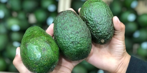 New $0.75/3 Avocados From Mexico Coupon = Only 35¢ Each at Walmart
