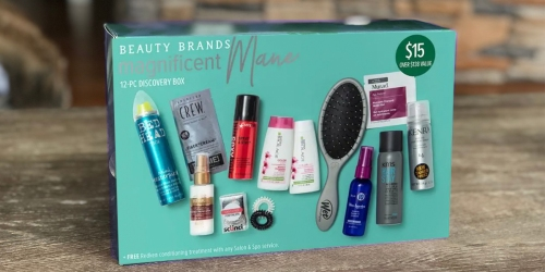 Discovery Boxes by Beauty Brands Only $11.25 (Over $100 Value)