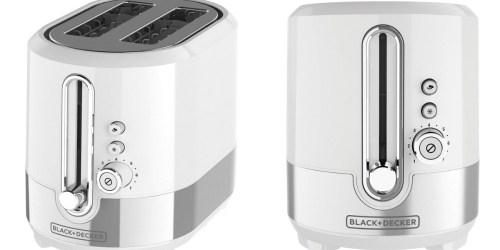 BLACK+DECKER Extra-Wide Toaster Just $12.99 at Walmart.com