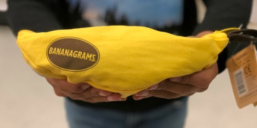 Bananagrams Game as Low as $9.98 Shipped (Great Gift Idea)